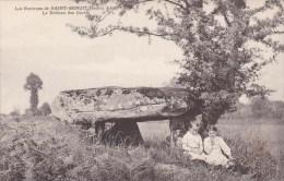 Les Environs De SAINT-BENOIT (Indre) : Le Dolmen Des Gories - Dolmen & Menhirs
