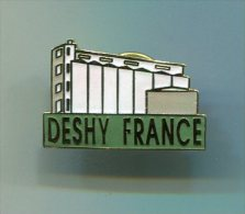 PINS  DESHY FRANCE - Villes