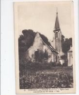 37 - VERNEUIL-SUR-INDRE - L'EGLISE DU XIe - Autres Communes