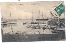 Cette Le Port Grands Voiliers - Et Plaisance - TTB - Sete (Cette)