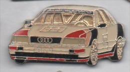 Auto Audi Quattro - Audi