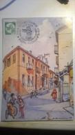 Settimo Torinese - MOSTRA FILATELICA 140° Anniv. Società Operaia Mutuo Soccorso - Autres Villes