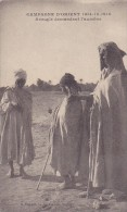 MAC243   --   CAMPAGNE D `ORIENT 1914   ---  AVEUGLE DEMANDANT L `AUMONE  --  1917 - Macedonia