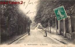 MONTGERON LA PASSERELLE 91 ESSONNE - Montgeron