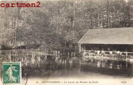 MONTGERON LE LAVOIR DU MOULIN DE SENLIS LAVANDIERES 91 ESSONNE - Montgeron