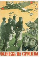 RUSSIA USSR Modern Soviet Propaganda - Guerra 1939-45