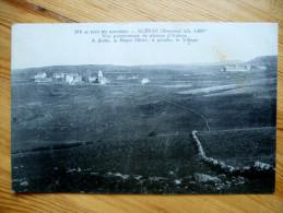 12 : Aubrac - Vue Panoramique Du Plateau - A Droite, Le Royal Hotel ; à Gauche, Le Village - (n°1752) - Francia