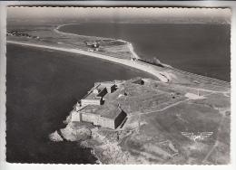 QUIBERON 56 - Fort De Penthièvre Et Monument Des Fusillés   - CPSM Dentelée Noir Et Blanc GF 1957 - Morbihan - Quiberon