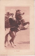 "CPA Fantasia - Cachet ""Biskra Constantine"" - Poste Militaire - 1917 (3124) - Algerien"
