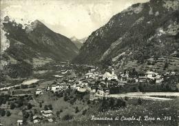 CANALE SAN BOVO  TRENTO  Panorama - Trento