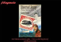 CATÁLOGOS & LITERATURA. ESTADOS UNIDOS 1986. THE INVERTED JENNY. GEORGE AMICK - Temas