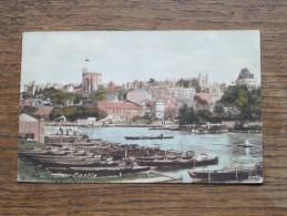 Windsor Castle - Anno 1925 ( Zie Foto Voor Details ) !!