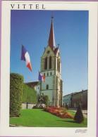 88 °° Vittel    °=°    L´ église  Saint - Remy  °  NEUVE  Non écrite - Vittel Contrexeville