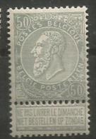 63  **  275 - 1893-1900 Thin Beard