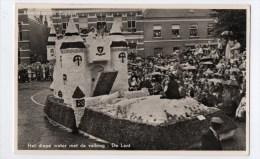 Zundert Bloemencorso Gelopen Kaart 1959. - Unclassified