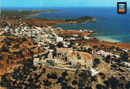 IBIZA - Isla Blanca - Santa Eulalia Del Rio - Non Circulée, 2 Scans - Ibiza