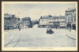 SAINT QUENTIN Place Du 8 Octobre (Desmytter-Lancry) Aisne (02) - Saint Quentin