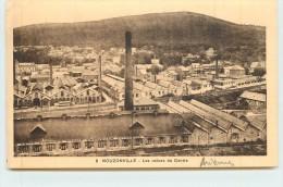 NOUZONVILLE  - Les Usines Du Centre (carte Vendue En L'état) - Non Classés