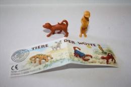 Kinder Tiere Der Wurste N°4 1997 - Mountables