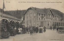 88 Col De La Schlucht - Douane Française Et Grand Hôtel - Andere Gemeenten
