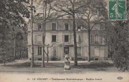 78 LE VESINET Etablissement Hydrothérapique - Pavillon Central - Le Vésinet