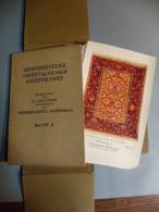 ( TAPIS D ORIENT ANCIENS ) : MEISTERSTUCKE ORIENTALISCHER KNUPFKUNST MAPPE II - Bücher, Zeitschriften, Comics