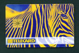 CZECH REPUBLIC - Chip Phonecard Zebra *BOGOF  Used - Tschechische Rep.