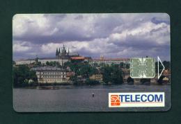 CZECH REPUBLIC - Chip Phonecard Prague *BOGOF  Used - Tschechische Rep.