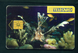 CZECH REPUBLIC - Chip Phonecard Fish *BOGOF  Used - Tschechische Rep.
