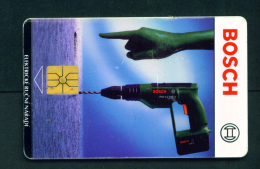 CZECH REPUBLIC - Chip Phonecard Bosch *BOGOF  Used - Tschechische Rep.