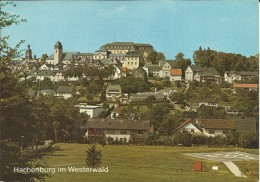 ALLEMAGNE .  HACHENBURG . IM WESTERWALD . CAFE KLEIN - Hachenburg