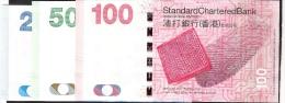 HONG-KONG  NLP S.C.B.  20,50,100  DOLLARS  2013    UNC. - Hong Kong