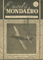 REVUE ENVOLS MONDAERO AVION AVIATION LE FAIRET FIREFLY Mk IV JUNKERS - Manuels