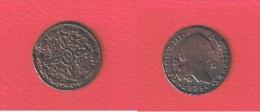 ESPAGNE  //    2  MARAVEDIS  //   1775  //  PINCEMENT A 1 H //  SINON  BEAU TB - [ 1] …-1931 : Kingdom