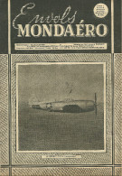 REVUE ENVOLS MONDAERO AVION AVIATION LE REPUBLIC P-47 N THUNDERBOLT MILITAIRE MILITARIA  GUERRE - Manuals