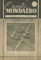 REVUE ENVOLS MONDAERO AVION AVIATION LE NORTHROP XF-15 REPORTER  MILITAIRE MILITARIA  GUERRE - Magazines Inflight
