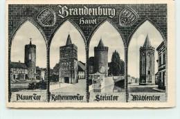 BRANDENBURG  - Havel. - Brandenburg