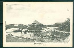 Abyssinie  - 10 - Caravane Dans Le Désert  - Lwh157 - Ethiopie