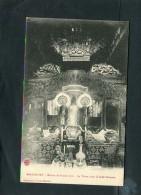 ROCHEFORT 1910  SALLE CHINOISE LE TRONE ( QUI N EXISTE PLUS) MAISON DE PIERRE LOTI    CIRC   NON  / EDIT - Rochefort