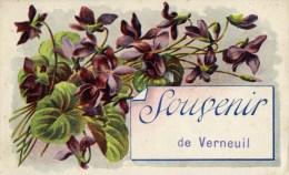 77-Verneuil-l´Etang- Souvenir De.Verneuil..écrite De Verneuil L´Etang - France