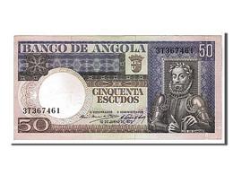 [#108042] Angola, 50 Escudos Type Luiz De Camoes - Angola