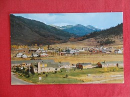 - Wyoming  Jackson   6  K Motel 1956  Cancel    Ref 1295 - Etats-Unis