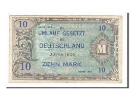 Allemagne, 10 Mark Type 1944 - [ 5] Ocupación De Los Aliados