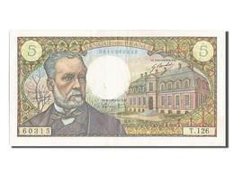 5 Francs Type Pasteur - 5 F 1966-1970 ''Pasteur''