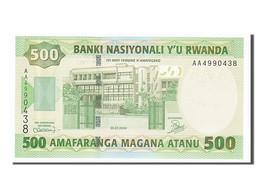 Rwanda, 500 Francs Type 2003 - Rwanda