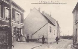BRETIGNY Sur ORGE - Rue D´Essonville - Bretigny Sur Orge