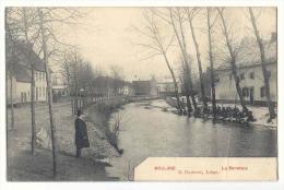 E3556 - MOULAND  - La Berwinne - Voeren