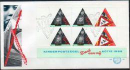 Pays-Bas 1985 BF 28 FDC Kinderzegels - Enfance - Denk Aan Mij - Childhood & Youth