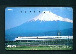 JAPAN - Used Magnetic Phonecard (231-075) As Scan - Japan