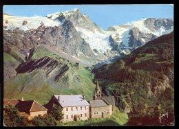 CPM Non écrite 05 Le Village De La GRAVE Au Pied De La Meije - France
